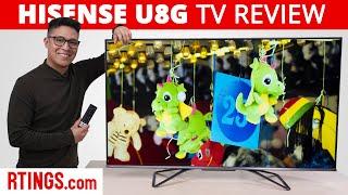 Video: Hisense U8G TV Review (2021) – Bargain Premium