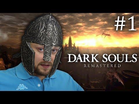 ЗАПИСЬ СТРИМА ► Dark Souls Remastered #1