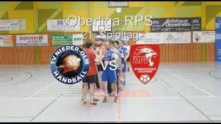 preview picture of video 'TV Nieder-Olm vs. HV Vallendar 30:33'