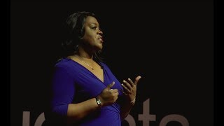 Taking Off The Mask Of Bipolar; Remove The Stigma From Mental Illness | Jame Geathers | TEDxAugusta