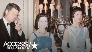 Download Youtube: The Kennedys Get The Royal Treatment In 'The Crown' - Look Back At The Real-Life Visit | Access Holl