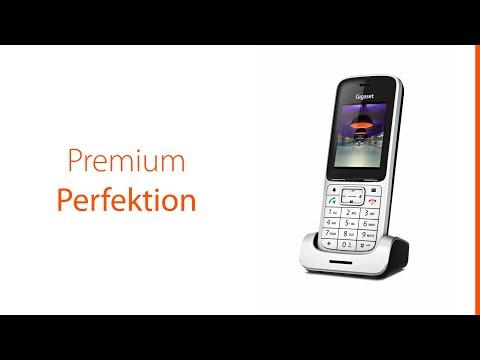 Das neue Gigaset SL450 Schnurlos-Telefon | Das perfekte Premium-Telefon für Zuhause