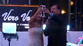EL SHOW DE VERO ELBA Y DOMINGO GARCIA