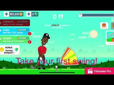 GOLF ORBIT UNLIMITED COIN GLITCH (Not Patched)