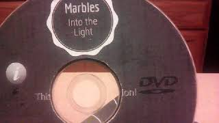 Marbles Into the Light DVD Unboxing