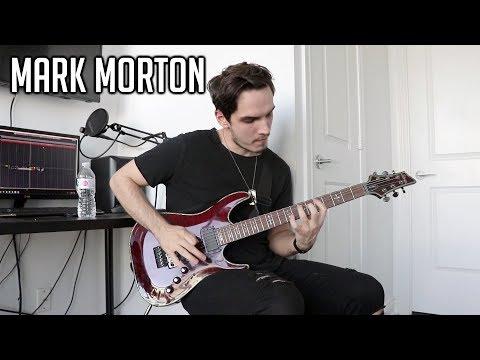 Mark Morton | Cross Off ft. Chester Bennington | GUITAR COVER (2019)
