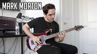 Mark Morton | Cross Off Ft. Chester Bennington | GUITAR COVER (2019)