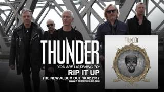 "Thunder ""Rip It Up"" - Official Song Stream"