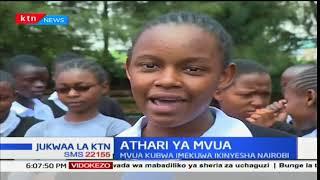Jukwaa la KTN: Usalama wa chakula