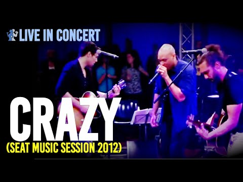 Crazy - Me, Aynsley Lister & William White (SEAT Music Session 2012)