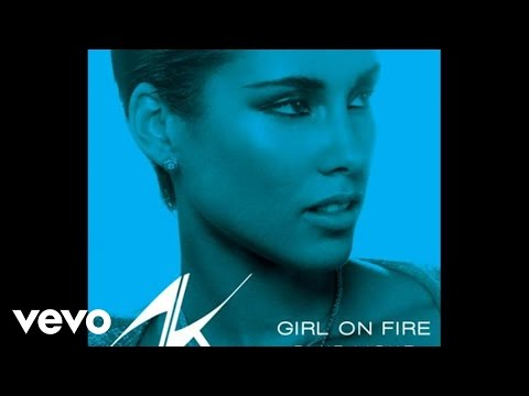Girl on Fire (Bluelight Version) (Song) by Alicia Keys