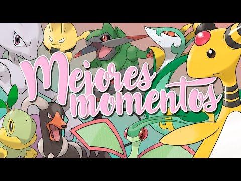 MEJORES MOMENTOS - Pokémon Glazed Nuzlocke - Tiasmile