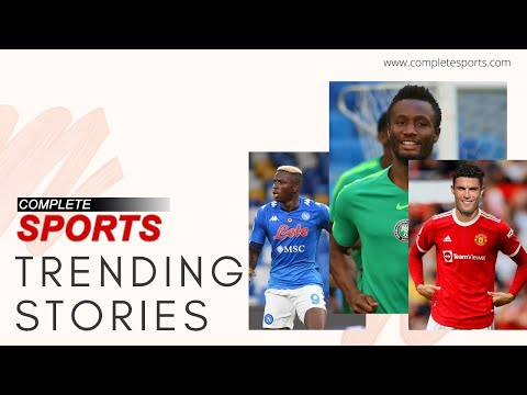 Trending On Complete Sports 22.09.2021