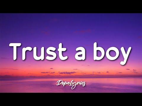 Caroline - Trust a boy (Lyrics) 🎵