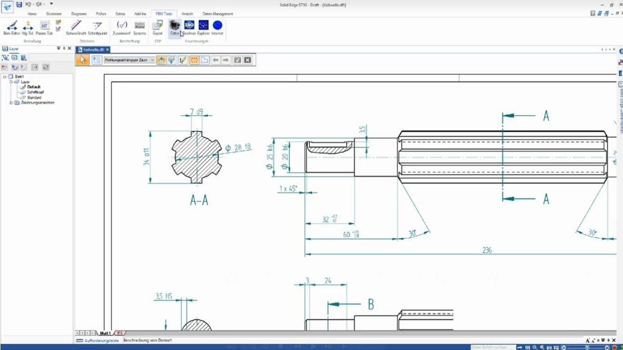 Vorschaubild: PBU-Tool für Solid Edge: Macro Runner