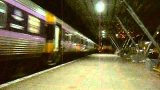 preview picture of video 'รถด่วนพิเศษระหว่างประเทศที่ 36 Alsthom 4229'