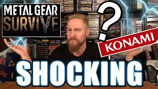 METAL GEAR SURVIVE SHOCKING! - Happy Console Gamer
