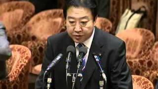 野田首相を突如襲った発声障害