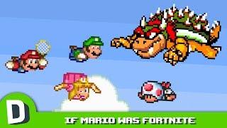If Mario Had a Battle Royale Mode
