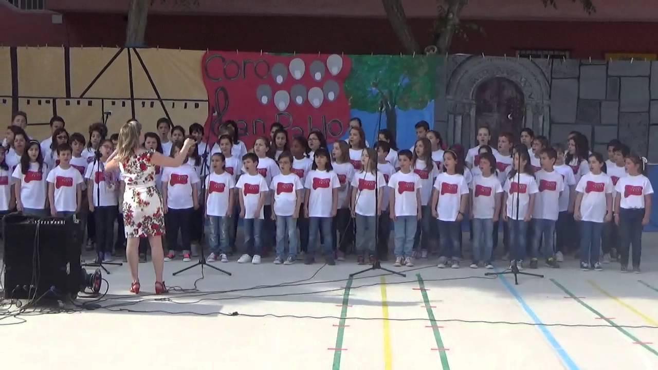 Himno del Colegio San Pablo