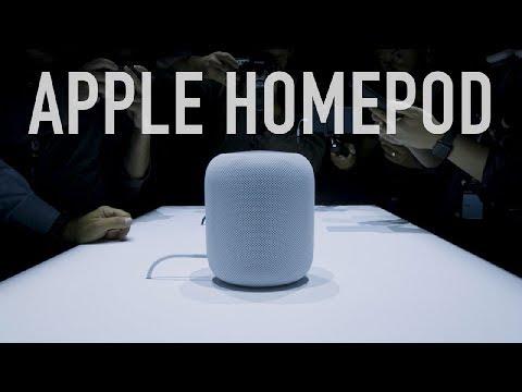 HomePod - loa siêu thông minh của Apple