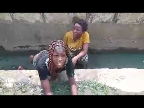 Watch what happened to two female robbers caught with master keys in Rivers State, Nigeria