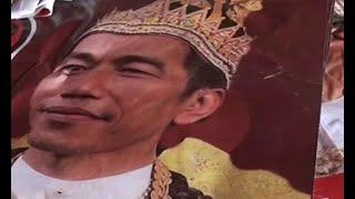 PDI-P Tunggu Klarifikasi Pemilik Pemasang Poster 'Raja Jokowi'
