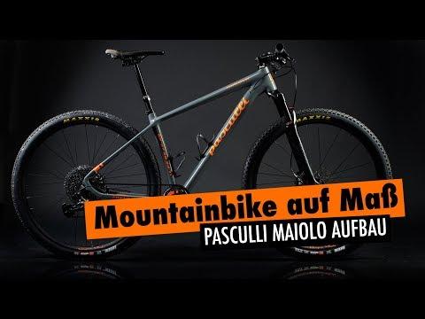 Mountainbike zusammenbauen: Ein Hardtail auf Maß - Deutsch