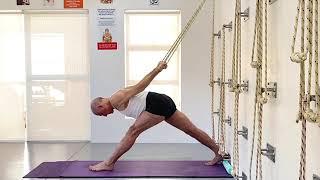 Iyengar Yoga Therapy with David Jacobs