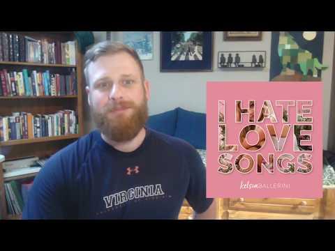 Kelsea Ballerini - I Hate Love Songs | Reaction