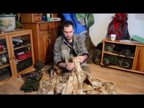 Basha / Tarp, Zeltplane klein zusammen-packen für den Rucksack | Outdoor AusrüstungTV