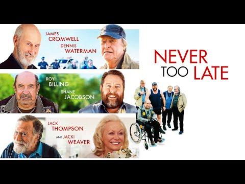 Never Too Late ( Never Too Late )