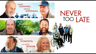 Never Too Late (2020) Video