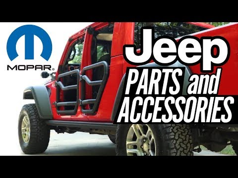 What Mopar Parts for Jeep Gladiator? | 2020 Accessories | Kendall, FL