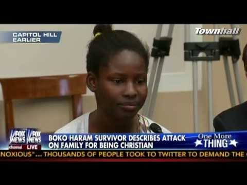 Child Describes How Boko Haram Murdered Her Father Who Wouldn't Deny Jesus Christ