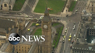 Attack near UK Houses of Parliament being treated as terrorism: Police