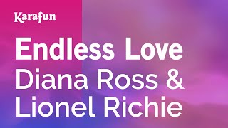 Karaoke Endless Love   Diana Ross *