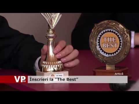 """Înscrieri la """"The Best"""""""