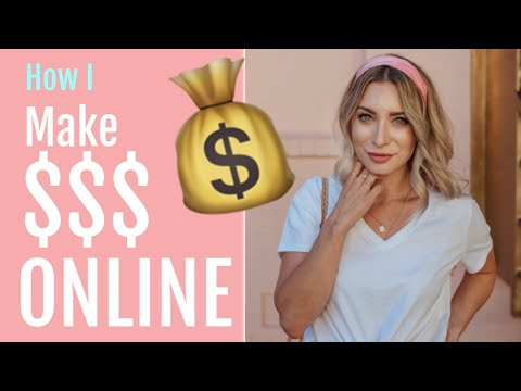 Internet earnings new items