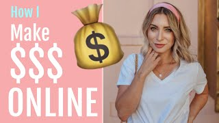 HOW TO MAKE MONEY ONLINE 🤑   ENOUGH TO QUIT MY JOB