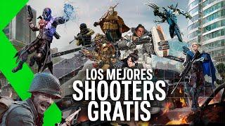 LOS 18 MEJORES SHOOTERS para PC ¡Y GRATIS!