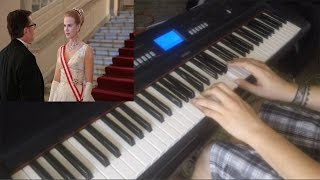Grace of Monaco - Main Title - Piano Cover (Guillaume Roussel)