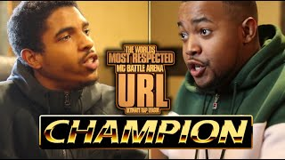 FACEOFF – ULTIMATE MADNESS – RU BANDO VS GUNPOWDER PATT | CHAMPION