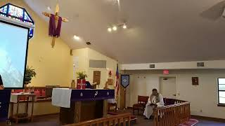 4th Sunday in Lent 3/22, 2020 10 00 AM Service