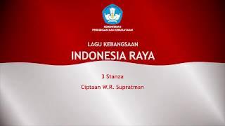 Indonesiaku - Lagu Indonesia Raya 3 Stanza