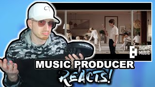 Music Producer Reacts to BTS (방탄소년단) 'Film out'