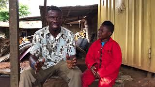 Kwaku Manu Aggressive Interview with Yaw Dabo