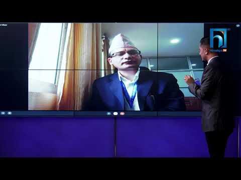 बाढी पहिरो विपद् न्यूनीकरणका लागि सरकारको तयारी- लीलाधर अधिकारी । Samaya Sandarva