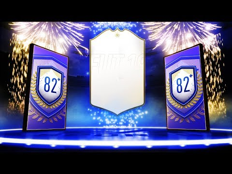 MID ICON PACK & 20X 82+ UPGRADE PACKS! #FIFA19 ULTIMATE TEAM