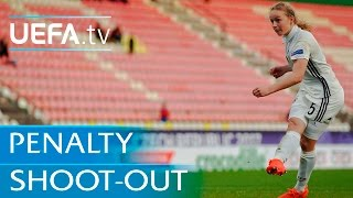 Germany V Norway: Watch The Historic Full WU17 Penalty Shoot-out